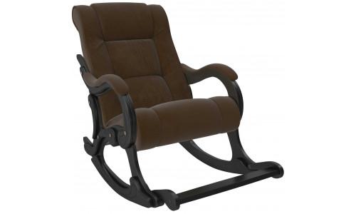 Кресло-качалка Модель 77 Венге/Verona Brown