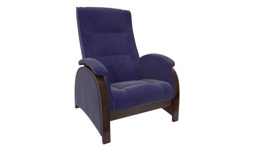 Кресло-глайдер Модель Balance 2 Орех/Verona Denim Blue
