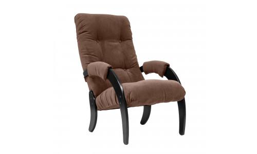 Кресло для отдыха Модель 61 Венге/Verona Brown