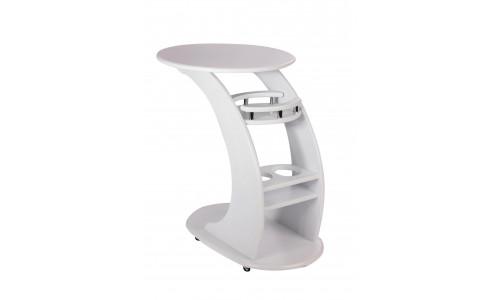 """Придиванный столик """"Люкс"""" Молочный дуб"""