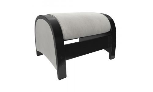 Пуф-глайдер Модель Balance 2 Венге/Verona Light Grey