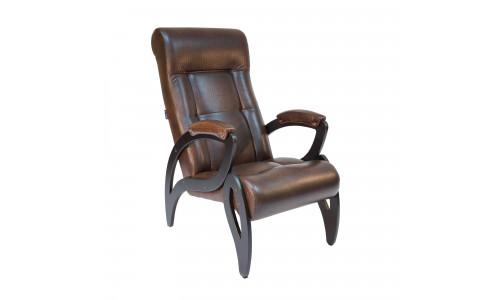 Кресло для отдыха Модель 51 Венге/Antik crocodile
