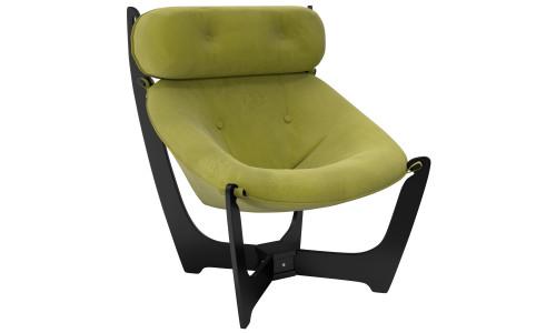Кресло для отдыха Модель 11 Венге/Verona Apple Green