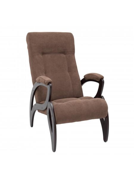 Кресло для отдыха Модель 51 Венге/Verona Brown