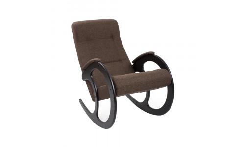 Кресло-качалка Модель 3 Венге/Malta 15 А
