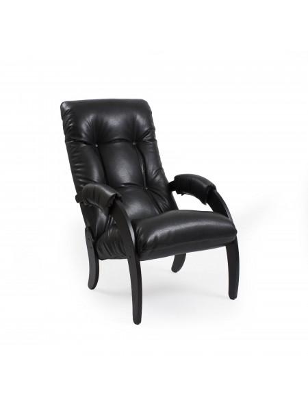 Кресло для отдыха Модель 61 Венге/Vegas Lite Black