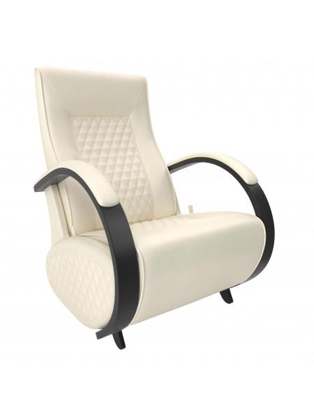 Кресло-глайдер Модель Balance 3 с накладками Венге/Dundi 112