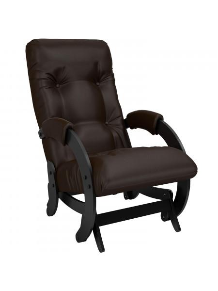 Кресло-глайдер Модель 68 Венге/Oregon perlamutr 120