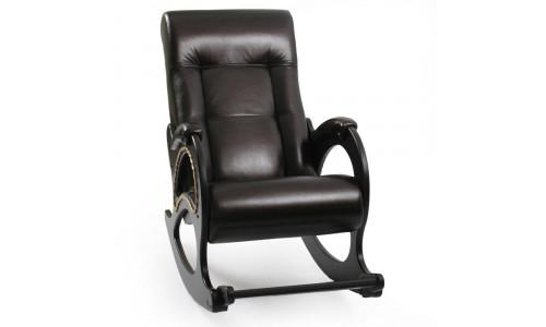 Кресло-качалка Модель 44 Венге/Oregon perlamutr 120