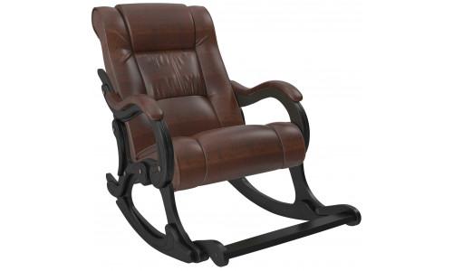 Кресло-качалка Модель 77 Венге/Antik crocodile