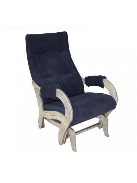 Кресло-глайдер Модель 708 Дуб шампань/Verona Denim Blue