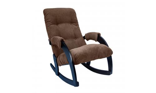 Кресло-качалка Модель 67 Венге/Verona Brown
