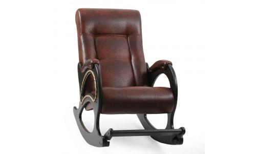 Кресло-качалка Модель 44 Венге/Antik crocodile
