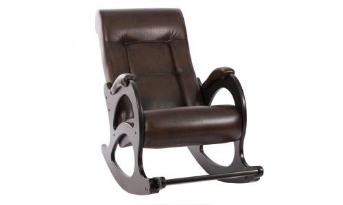 Кресло-качалка Модель 44 без лозы Венге/Antik crocodile