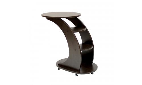 """Подкатной столик """"Стелс"""" Венге"""