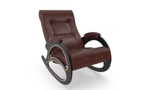 Кресло-качалка Модель 4 Венге/Antik crocodile