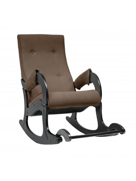 Кресло-качалка Модель 707 Венге/Verona Brown