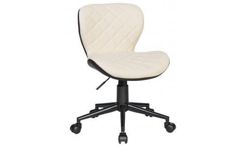 Офисное кресло LM-9700 (кремово-коричневый)