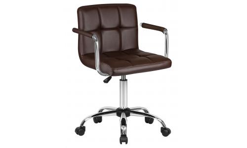 Офисное кресло LM-9400 (коричневый)