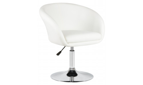 Кресло дизайнерское LM-8600 (белый)