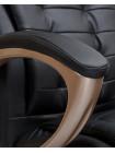 Офисное кресло для персонала LMR-106B (чёрный)