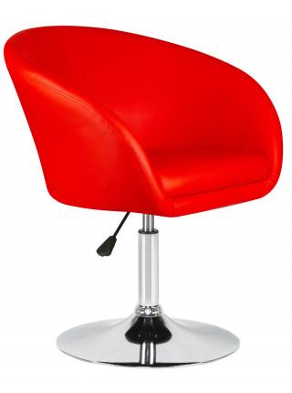 Кресло дизайнерское LM-8600 (красный)