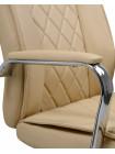 Офисное кресло для персонала LMR-110B (бежевый)