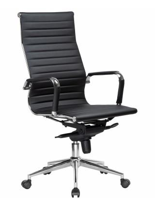 Офисное кресло для руководителей LMR-101F (чёрный)