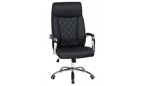 Офисное кресло для персонала LMR-110B (чёрный)