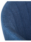 Стул обеденный LM-7304 (синяя ткань (LAR-106D-21))