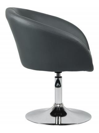Кресло дизайнерское LM-8600 (серый)