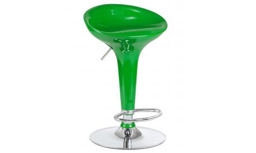 Стул барный LM-1004 (зелёный металлик)