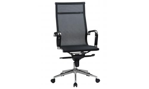 Офисное кресло для персонала LMR-111F (чёрный)