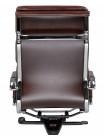 Офисное кресло для руководителей LMR-103F (коричневый)