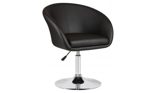 Кресло дизайнерское LM-8600 (чёрный)