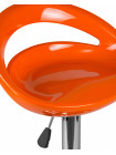 Стул барный LM-1010 (оранжевый)