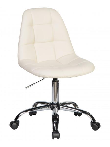 Офисное кресло для персонала LM-9800 (кремовый)