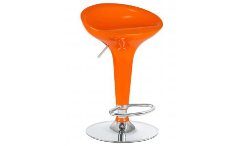 Стул барный LM-1004 (оранжевый)