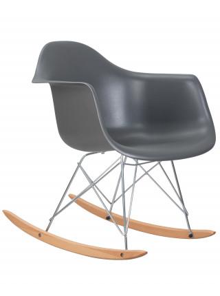 Кресло-качалка LMZL-PP620A (цвет серый)