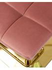 Стул барный LM-5016 (пудрово-розовый велюр (MJ9-32))