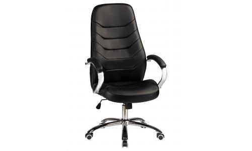 Офисное кресло для руководителей LMR-115B (чёрный)