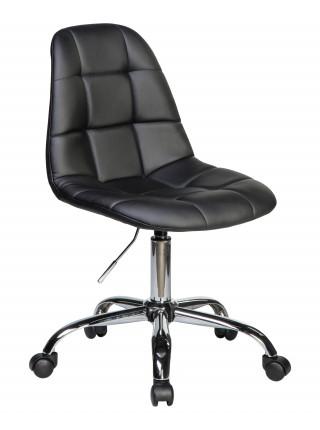 Офисное кресло для персонала LM-9800 (чёрный)