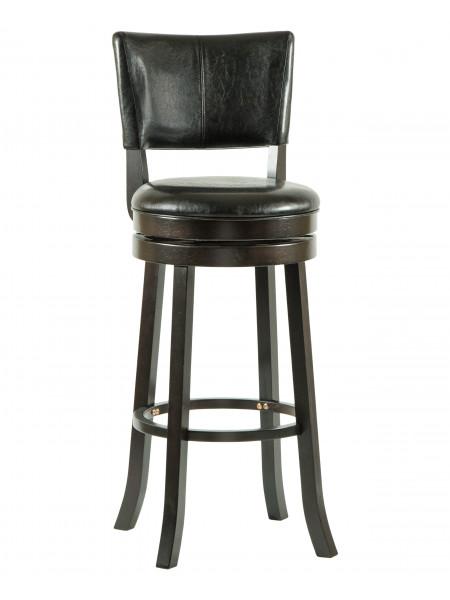 Стул барный LMU-9090 (капучино, чёрный)