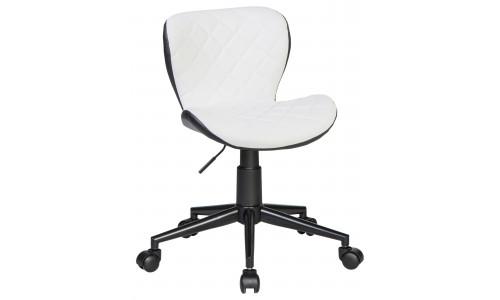 Офисное кресло LM-9700 (бело-чёрный)