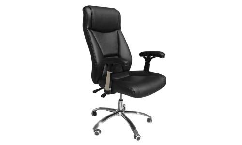 Офисное кресло для персонала LMR-105M (чёрный)