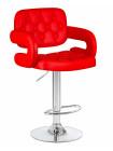 Стул барный LM-3460 (красный)