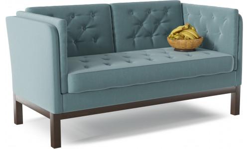 Диван Айверс Textile Blue