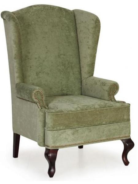 Кресло английское с ушами (Биг Бен) дизайн 40