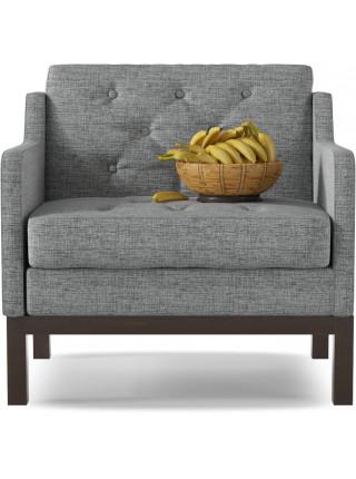 Кресло Айверс Textile Grey