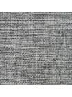 Диван прямой Арбат Серая рогожка/Черная экокожа книжка